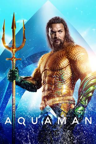 Aquaman is the Top On Demand Movies Chart Title