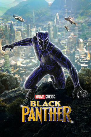 Black Panther is the The Top Digital Movies Sales & Rentals Title this week.