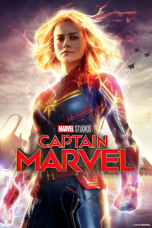 Captain Marvel is the Top Digital Sales & Rentals Chart Title and the Top On Demand Movies Chart Title