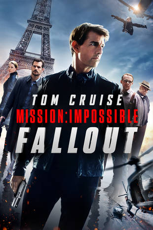 Mission: Impossible- Fallout is the Top On Demand Movies Chart Title