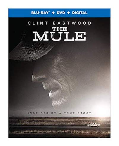 The Mule is the Top Blu-ray & DVD Rentals Chart Title