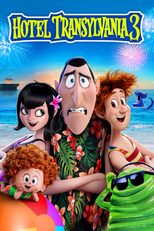 Hotel Transylvania 3 is the Top On Demand Movies Chart Title