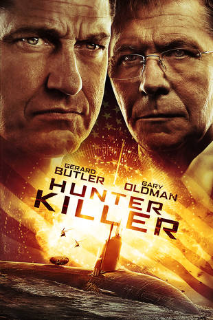 Hunter Killer is the Top On Demand Movies Chart Title