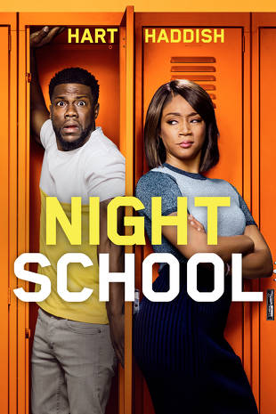 Night School is the Top On Demand Movies Chart Title