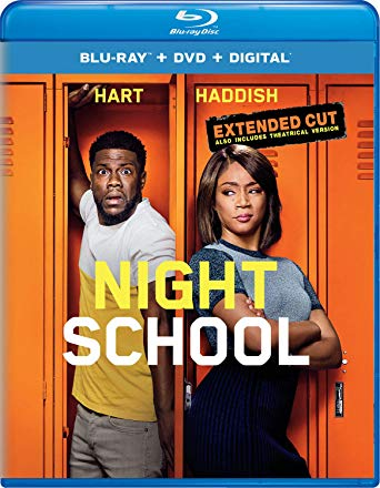 Night School is the Top Blu-ray & DVD Rentals Chart Title