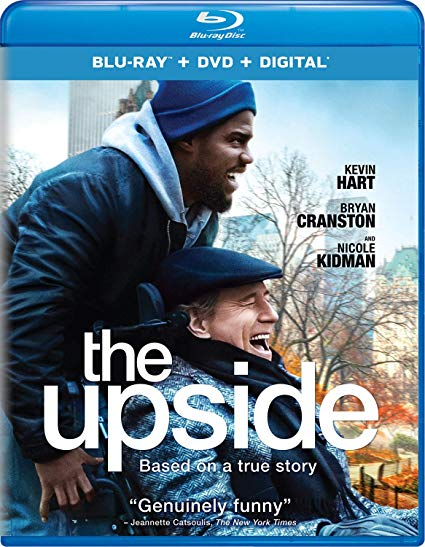 The Upside is the Top On Demand Movies Chart Title and the Top Digital Movies Sales & Rentals Title