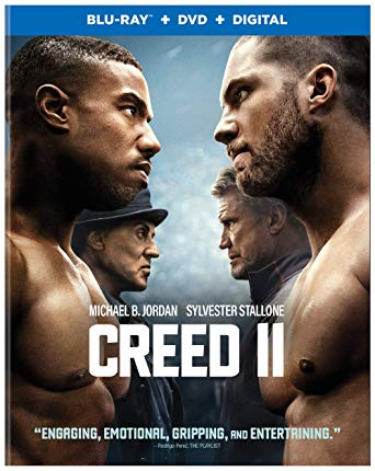 Creed 2 is the Top Blu-ray DVD Sellers Chart Title
