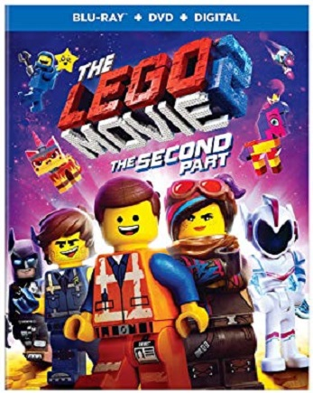 Lego Movie 2: The Second Part is the Top Blu-ray DVD Sellers Chart Title
