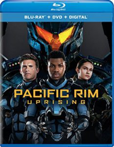 Pacific Rim Uprising is on the Top Blu-Ray DVD Sellers Chart
