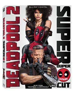 Deadpool 2 is the Top Blu-ray DVD Sellers Title