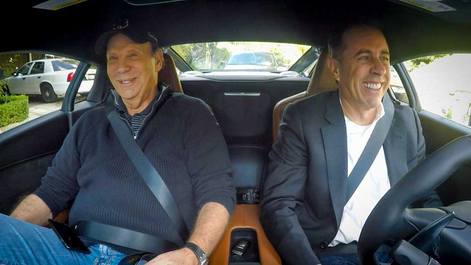 Comedians in Cars Getting Coffee is a shortform video hit.