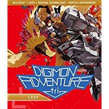 Digimon Adventure: tri Loss from Cinedigm