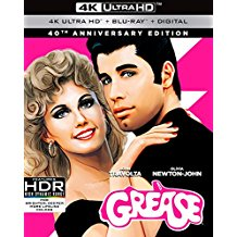 Grease 40th Anniversary Edition from Paramount
