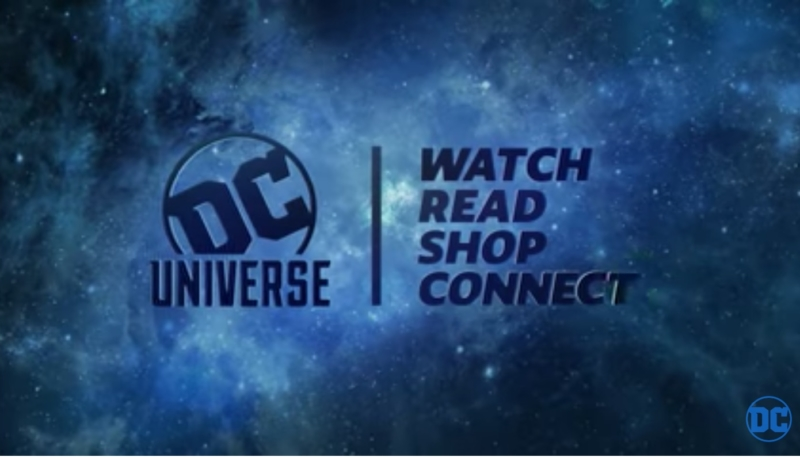 DC Comics Streaming Service