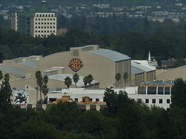 Warner Bros. studio will belong to AT&T.