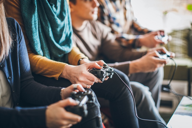 Nielsen Games 360: Console Upgrades Drive Interest for U.S. Video Gamers