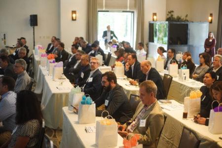 DEG Fall Membership Meeting crowd shot