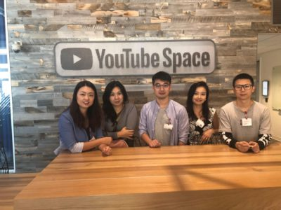 Chinese delegates in town for DEG Fall Membership Meeting visit Y ouTube