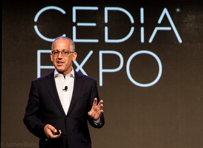 CEEDIA keynote by Fox's John Penney