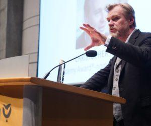 Christopher Nolan at 4K UHD Summit