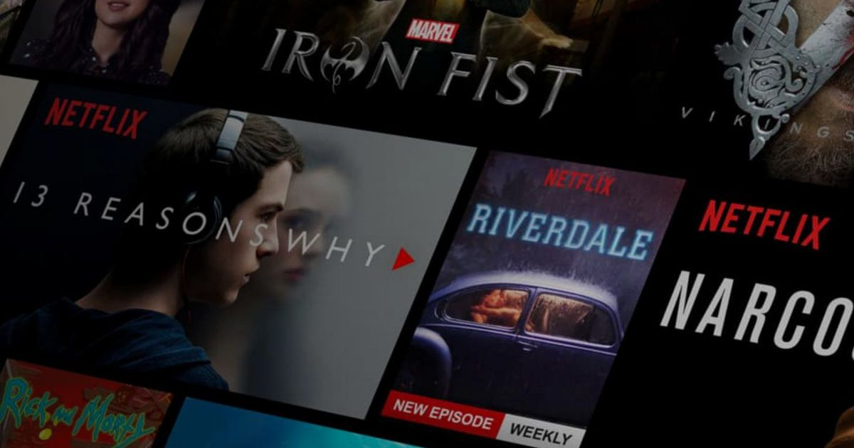 Netflix price increases fund programming
