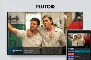 Streamer Pluto TV was bought by Viacom