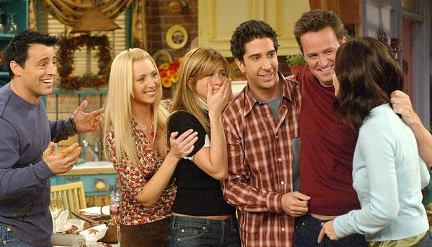 'Friends' might be on WarnerMedia's streaming service and Netflix.