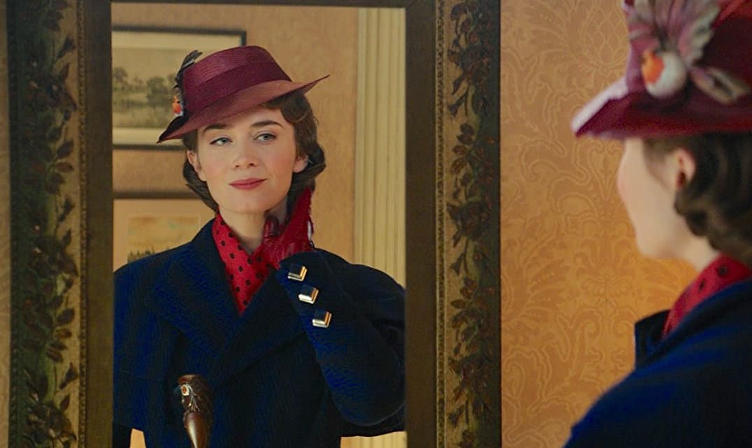 Mary Poppins Returns will be on a Disney streaming service.