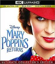 Mary Poppins 4k