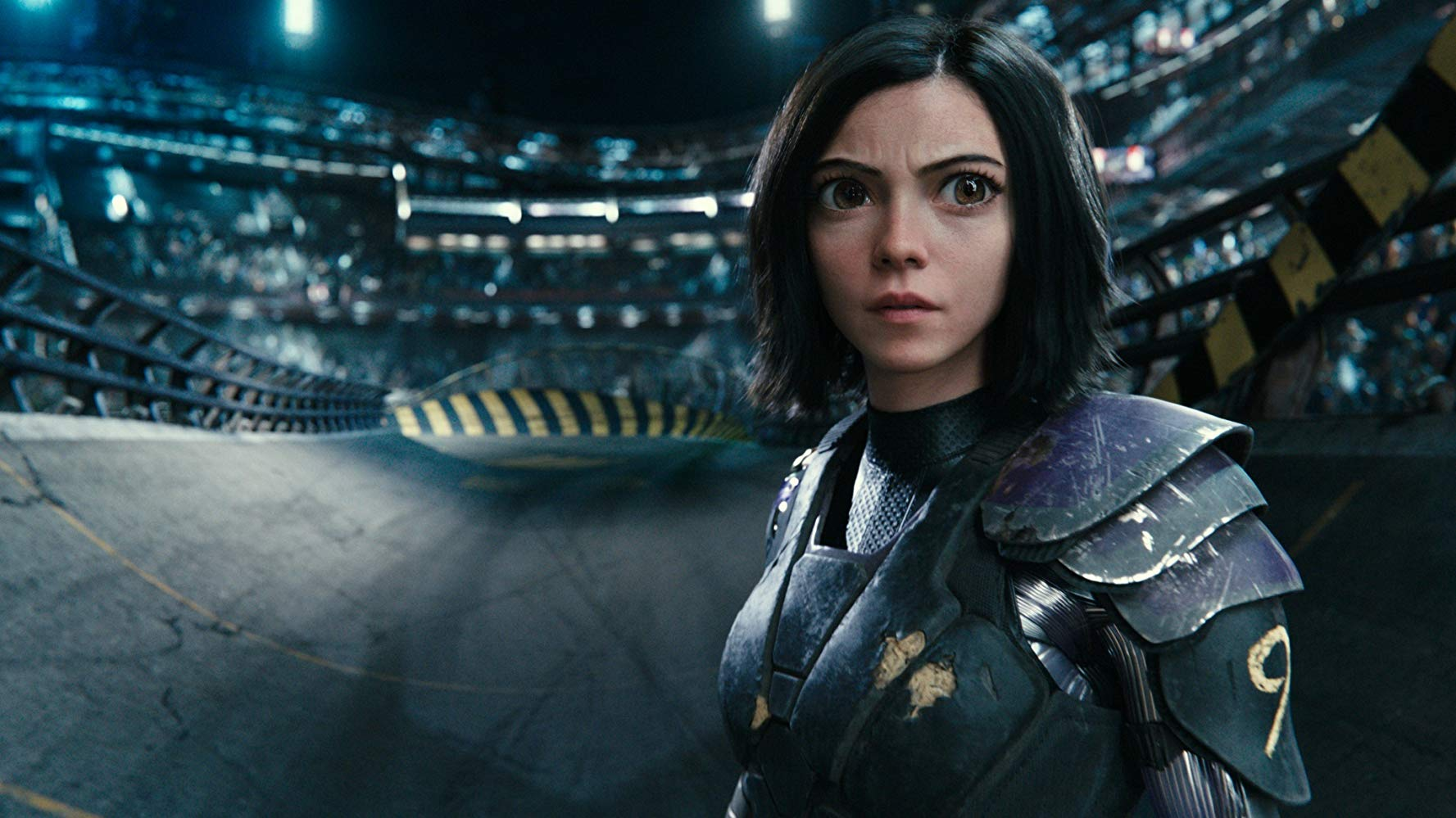 Fox will release Alita: Battle Angel with HDR10+ and Dolby Vision.