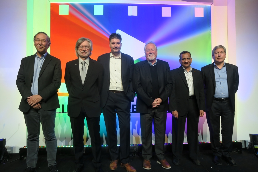 Execs in support of UHD Alliance's Filmmaker Mode