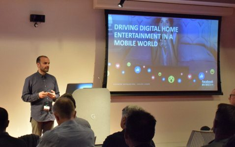 European Road Show 2020: Derren Sequeira Discusses Digital Home Entertainment