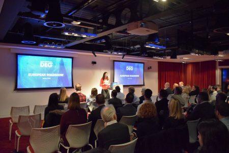 European Road Show 2020: Lisa Rousseau of Google Presents
