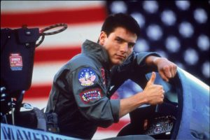Top Gun Movie Still Paramount