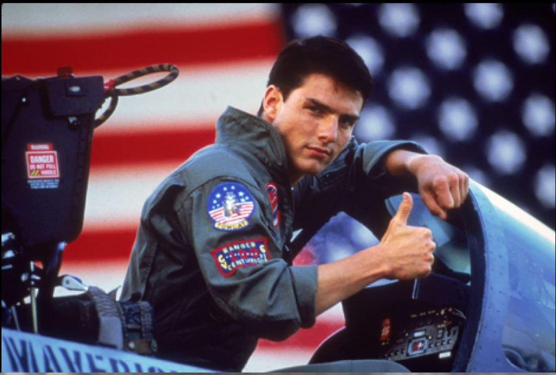 Top Gun Movie Still Paramount